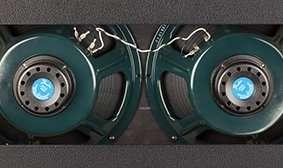 Tone Master Amps Twin Reverb SPEAKER Rear Panel